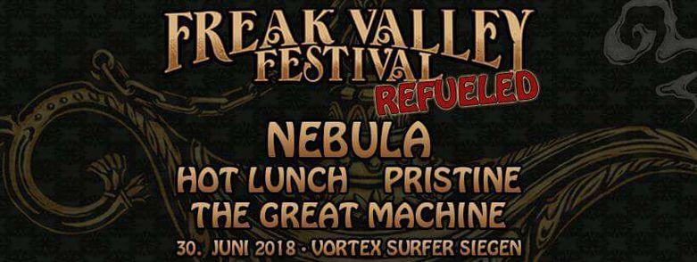 festivals 2018 deutschland rock